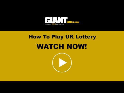 UK Lottery: How to Buy  tickets Online with GiantLottos.com