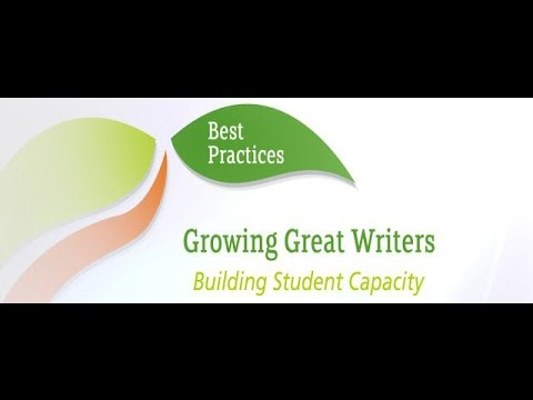 Building the Rubric - Building Student Capacity in Writing
