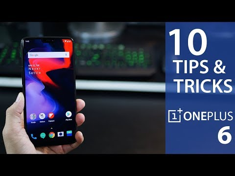 10 Tips and Tricks for OnePlus 6
