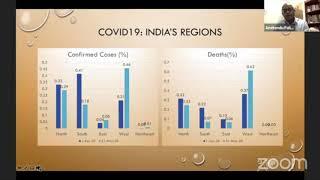 "Webinar ""Economic and Strategic Impact of Covid-19 on India"