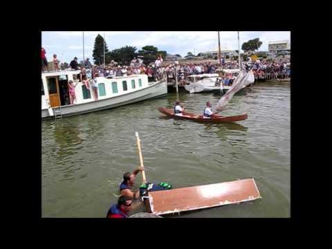 South Australian Wooden Boat Festival 2013