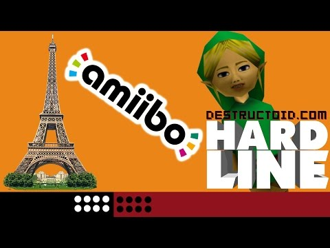 Majora's Mask 3DS, Plural amiibo, and Paris Smells Like Candy - Hardline: 35