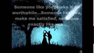 Someone Like You By Van Morrison Lyrics Included