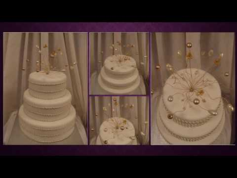 CAKE TOPPERS - For Celebration Cakes/Weddings/Anniversary/Birthday