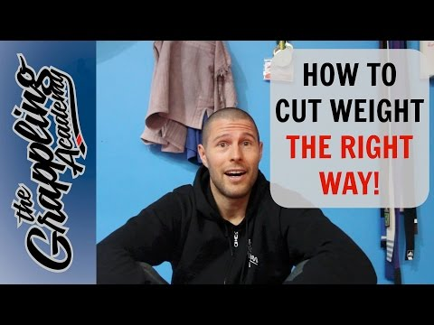 The BEST Way to CUT Weight!