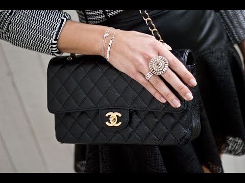 How to spot a fake Chanel bag