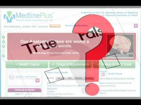 Finding Reliable Health Information Online