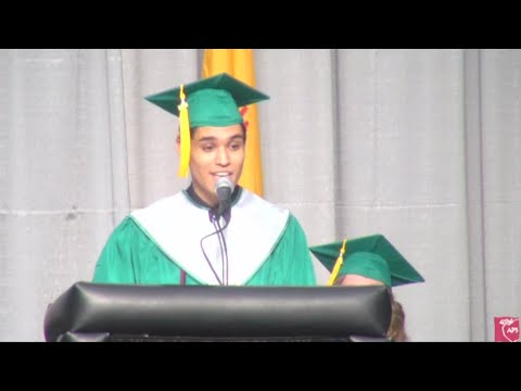Valedictorian dedicates speech to Taylor Swift, hopes to meet her in Denver