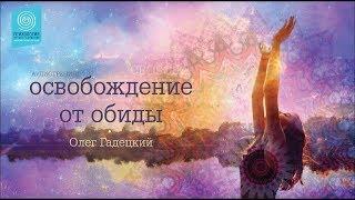 Медитация Освобождение от обиды. Олег Гадецкий