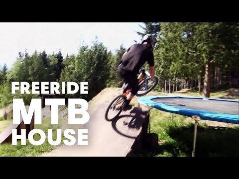 Ultimate freeride MTB house | Life Behind Bars: S1E1