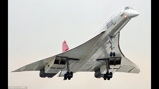 Top 5 World Fastest Commercial Planes