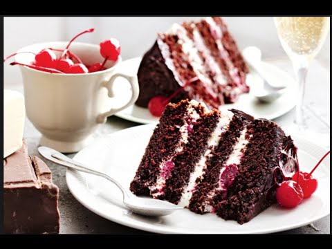 Happy Holidays:Best Black Forest Cake(Indian Style) from Lovely's Kitchen