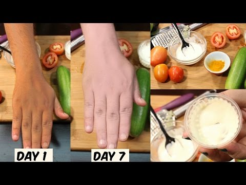 Skin Whitening Night Cream - See Difference In 7 Days - Get Fair, Glowing Skin