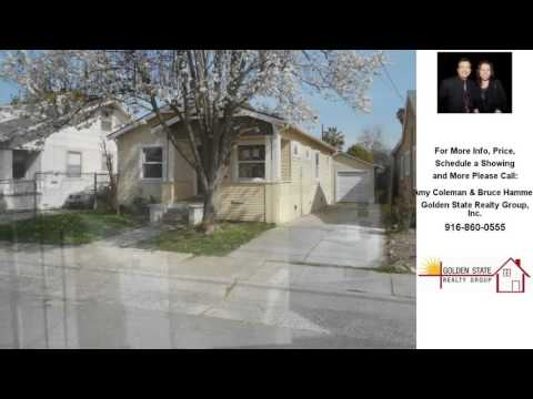 3125 43rd St, Sacramento, CA Presented by Amy Coleman & Bruce Hammer.