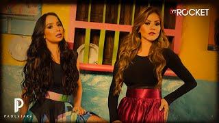 Qué Sufra, Qué Chupe y Qué Llore / Paola Jara y Francy - Vallenato  l Video Lyric