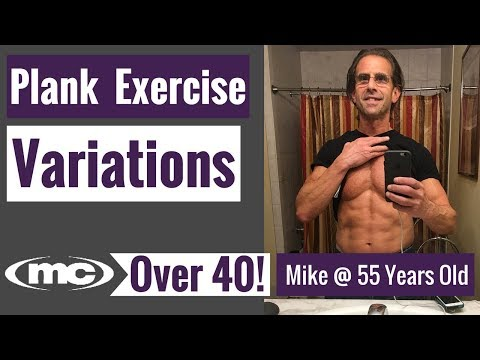 Plank Variations For 6 Pack Abs Over 40
