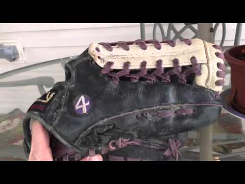 JB Customs Glove Project - Removing Mold off of a Glove