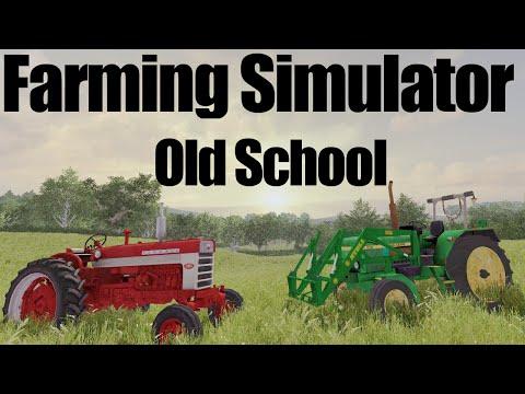 Farming Simulator 2013: Old School Hay Cutting