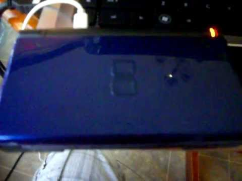 How to charge your DS LITE without its original charger