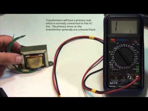 Examples of how to Measure Resistance using a DMM ( Digital Multimeter )