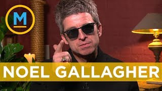 Noel Gallagher loves to party with Matthew McConaughey | Your Morning