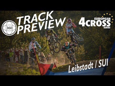 360° Track Preview European 4Cross Series #12 Leibstadt (SUI) 2017