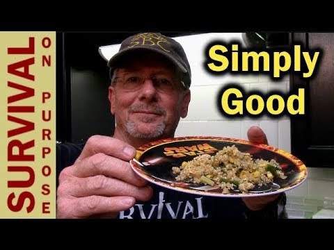 Simple Plate Meal Box - Freeze Dried Meal Kit From Thrive Life