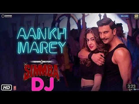 Aankh Mare Simba New Dj Remix Vibration Electro Mix Dj Anuj