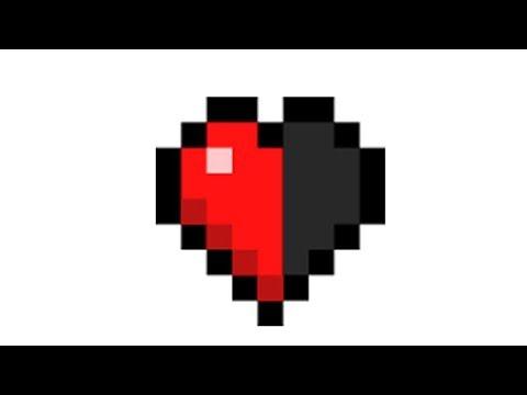 Minecraft PS4 / Xbox - Half Heart UHC Survival Island
