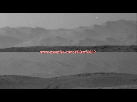 Câmera da Nasa registra 'Ovni' no planeta Marte; Veja o vídeo