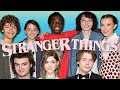 Stranger Things Cast Bloopers Funny Moments