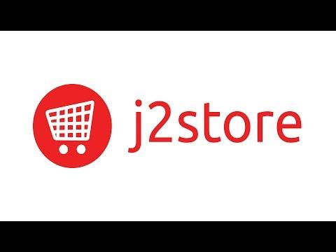 J2Store - Best Joomla Shopping cart & eCommerce extension