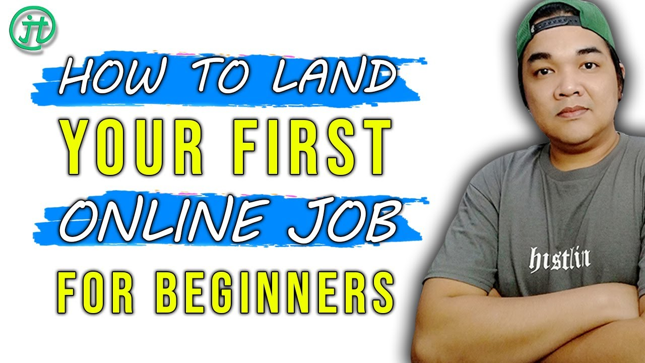 How To Land Your First Online Jobs Work From Home For Beginners