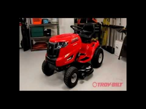 How to replace the blades on your Troy Bilt / MTD Rider