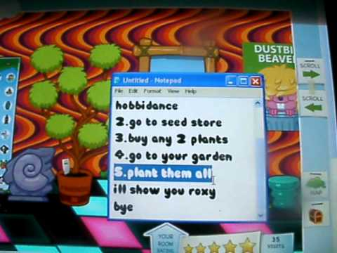 Moshi Monsters How to get Roxy
