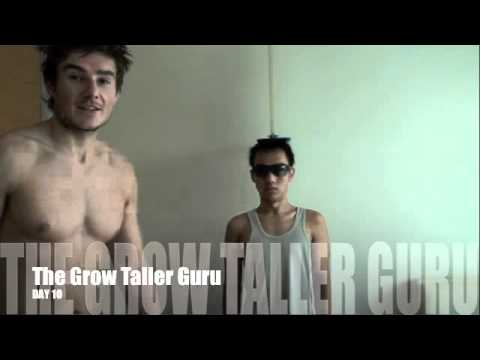 How To Grow Taller - Day 10 of Michael's Transformation