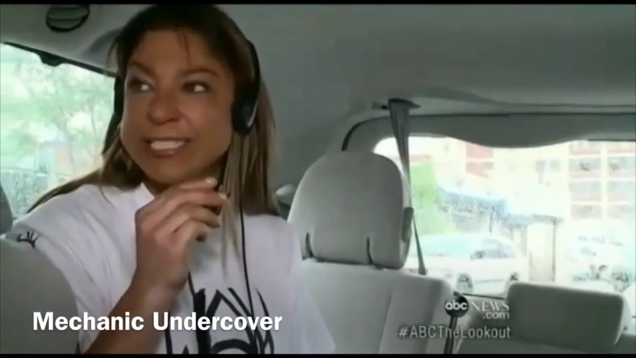 Mechanic Undercover - Women are Target for Car Repair Scams