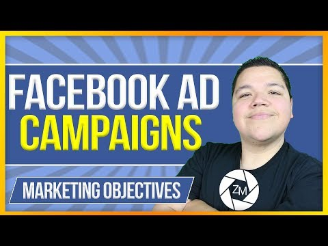 Facebook Ad Campaigns 2018 - Zepeda Media