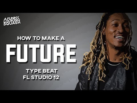 How I made 'Blue Bills'   Future x SouhtSide type beat  FL Studio 12 Tutorial