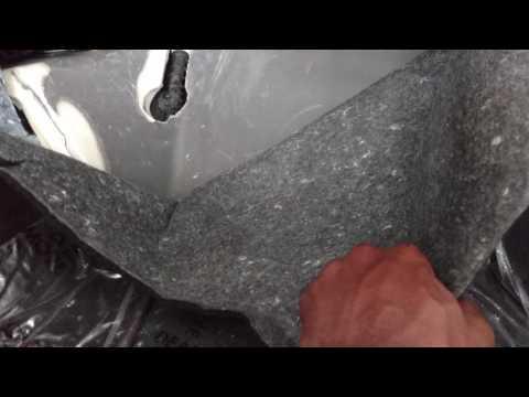 Evaporator drain hose 2015 GTI