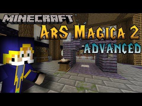 Minecraft | Ars Magica 2! Essence! - 1.7.2