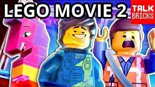 LEGO MOVIE 2 TRAILER 2 BREAKDOWN! All Easter Eggs! Secrets! Rex Dangervest! Queen Whatevra Wa