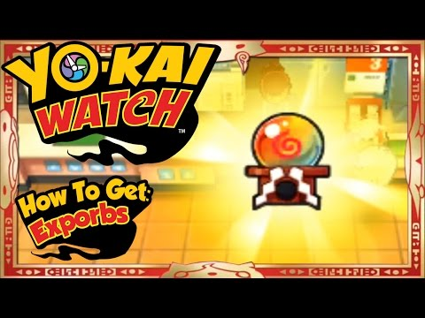 Yo-Kai Watch - How To Get Infinite Holy Exporbs EASY! [Tips & Tricks]