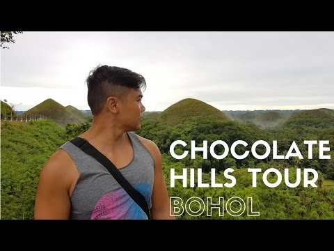 Bohol: Chocolate hills tour (Philippines)