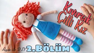 Amigurumi Örgü Oyuncak Modelleri – Amigurumi Sarı Saçlı Kız Bebek ... | 180x320