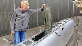 What's inside SeaPlane Floats?