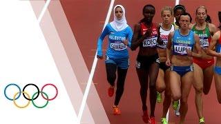 Women's 800m heats - Full Replay | London 2012 Olympics