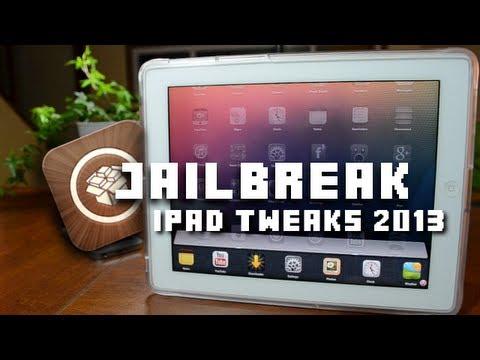 Best iPad Cydia Apps & Tweaks 2013