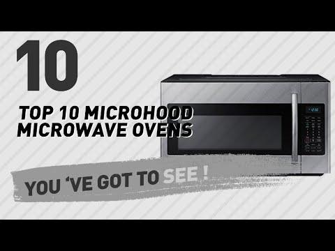 Top 10 Microhood Microwave Ovens // New & Popular 2017