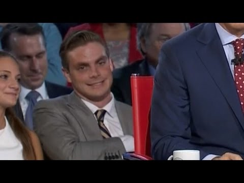5 Things We Bet You Didn't Know About Hot Debate Guy